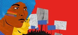 US-Protestbewegungen: Ein Hauch Amerikanischer Frühling