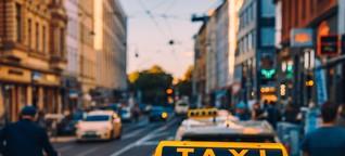 Uber: Das Ende des Taxis