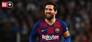 Lionel Messi bleibt in Barcelona: Gewinner & Verlierer des Hick-Hacks