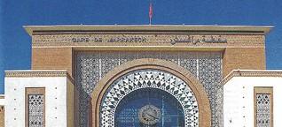 Marokko: Protzbauten nur für die Wirtschaftszentren