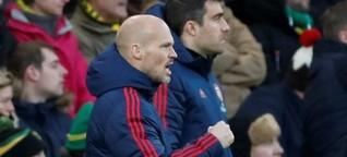 Interimstrainer beim FC Arsenal: Logische Zwischenlösung