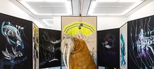 """Kampf gegen die Architektur? Gruppenausstellung """"Die absurde Schönheit des Raumes"""" in der Kunsthalle Hamburg"""