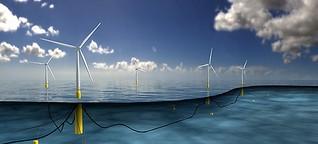 Floating Wind vor Durchbruch: Schwimmende Windkraft im Gigawattbereich