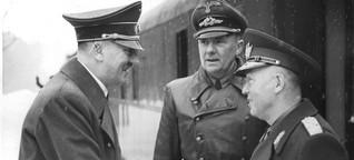 Antonescu in Rumänien: Diktator von Hitlers Gnaden