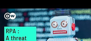 RPA software: A threat to our jobs? | Robotic Process Automation Explained