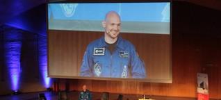 Ein Astronaut im Audimax - Eimsbütteler Nachrichten