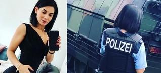 Kann man gleichzeitig Polizistin sein und Instagram-Star? – VICE