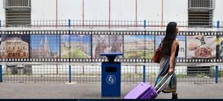 Busbahnhof: Wiens hässlichstes Entrée