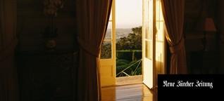 Sintra im Nebel ist ein Geheimtipp für Romantiker