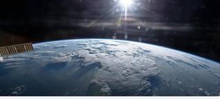 Die Erde als Exoplanet
