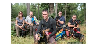 Reportage Jagd und Jagdhunde
