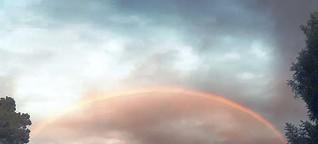 ☼ Wetter im Oktober 2020 - mehr Regen als Sonne