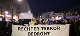 """Rechte """"Feindesliste"""": Keine Bedrohung - trotz Anschlagserie in Neukölln?"""