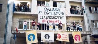 Harter Lockdown gegen Orbán