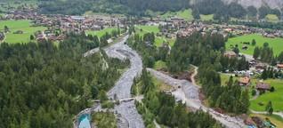 Dieses Dorf macht sich bereit für die Katastrophe