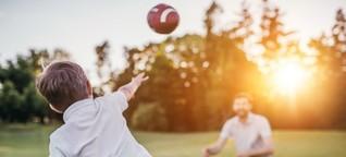 Sport für Kinder - so fördert er Gesundheit und Entwicklung