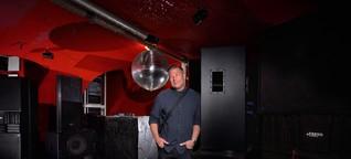 Sidney Spaeth eröffnet Pop-Up-Club - Auf Final Destination folgt Freud