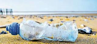 Pioniere der Plastikfischerei