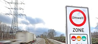 Großstädte in NRW arbeiten an Konzepten für bessere Luft