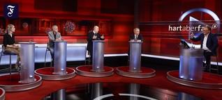 """TV-Kritik """"Hart aber fair"""": Sobald es ums Geld geht, fliegen die Fetzen"""