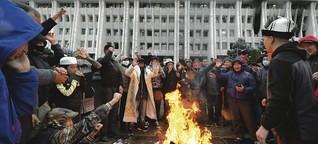 Wahlen in Kirgistan ungültig