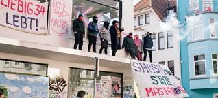 Hausbesetzung in Bremen: Kulturzentrum wieder eröffnet