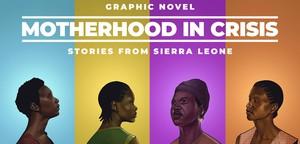 Graphic Novel: Motherhood in crisis