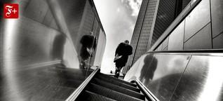 Beschwerlicher Karriere-Weg: Wo bitte geht's nach oben?