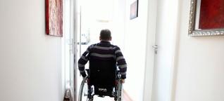 Mit Rollstuhl keine Wohnung