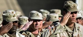 Zehntausende US-Soldaten ziehen durch NRW