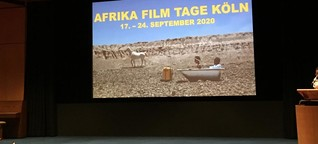 Cologne's African film festival switches to diverse themes | DW | 24.09.2020