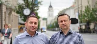 Kampf um Rechte: Litauens Schwule haben Angst