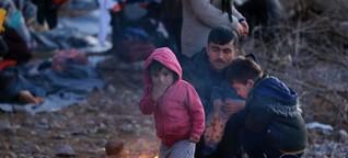 Angriffe auf Lesbos: Flüchtlingshilfe in Gefahr