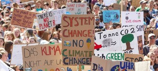 """Greta und die Antikapitalisten: Wie """"Fridays for Future"""" mit unterschiedlichen Meinungen umgeht"""