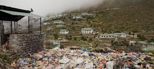 WELTSPIEGEL | Nepal: Weniger Müll am Mount Everest