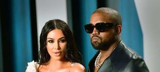 Geschenk für Kim Kardashian: Zum 40. ein Hologramm des toten Vaters
