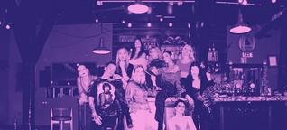 Feministisch, natürlich: Das isländische Rap Collective Reykjavikurdaetur