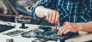 Hobby und Hilfsprogramm: Wie ein Verein aus Nerds Bedürftigen zu Computern verhilft