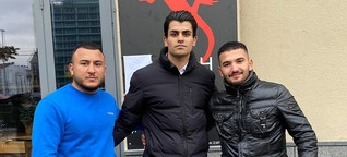 Vienna attack: The Muslim heroes who saved lives