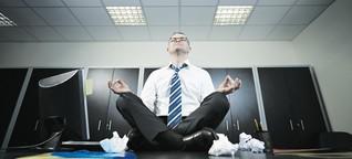(Digitaler) Stress als ständiger Begleiter