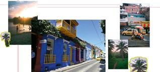 Viva Colombia: dem Tourismus-Hype auf der Spur
