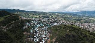 Zerstörte Schutzgebiete in Kolumbien: Wenn die Quelle versiegt