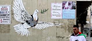 """Autor Sam Bahour über Palästina: """"Besatzung hat unser Land zerfetzt"""""""