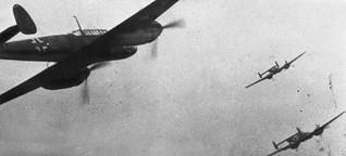 """Wie """"The Blitz"""" 1940 Coventry verwüstete"""