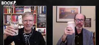 Livestream-Moderation mit US-Autor Jeffrey Deaver