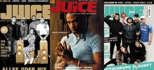 Titelkampf: Das JUICE-Cover - Prestige und Politikum // Feature