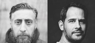 "Moritz Bleibtreu & Kida Ramadan: ""Wie heißt das? Rap? Das mag ich!"""