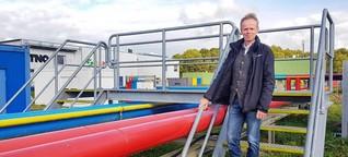 Wundermittel Wasserstoff? - Wie die Niederlande die EU-Klimaziele erreichen wollen