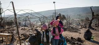 Flüchtlinge in Moria: Griechenland setzt auf kalkulierte Härte