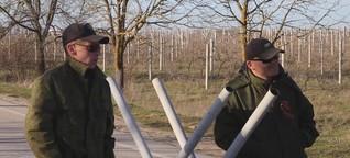 Ein Besuch bei den Krimtataren in Kiew